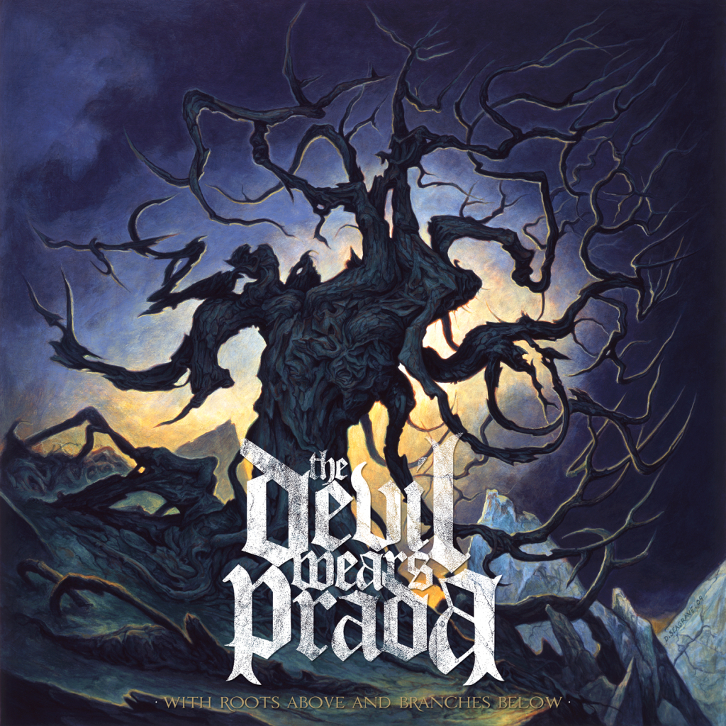 Image result for the devil wears prada with roots above and branches below