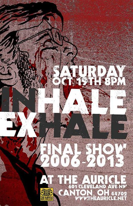 Inhale Exhale's Final Show at The Auricle