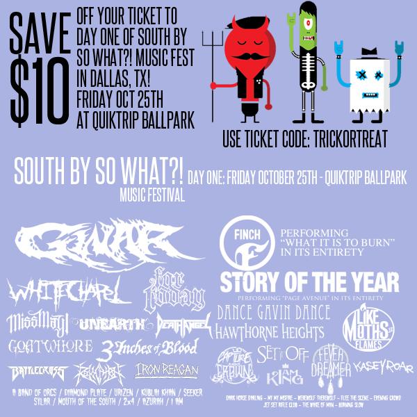 SBSW ticket sale