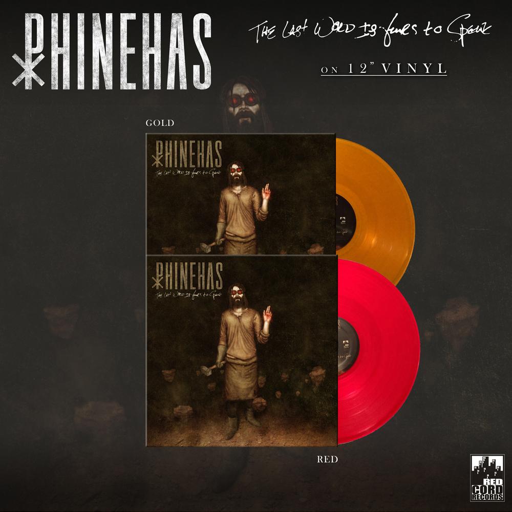 Phinehas on vinyl