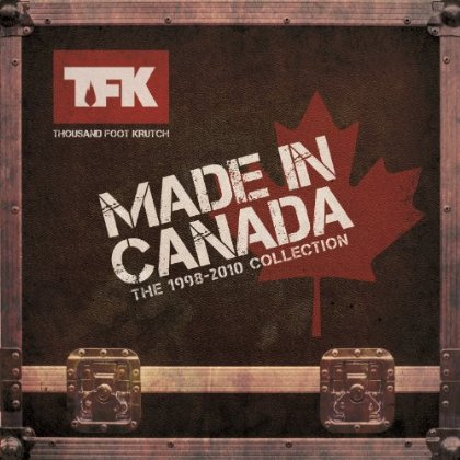 Thousand Foot Krutch - Made in Canada – HM Magazine