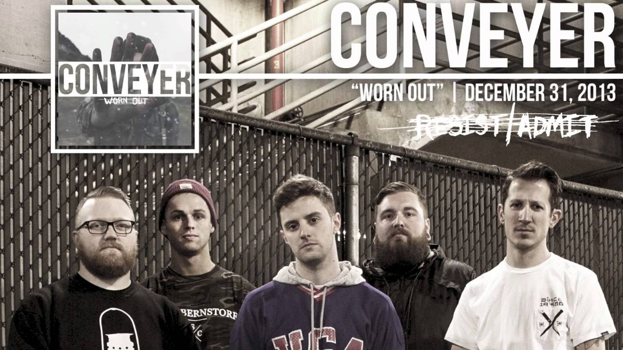 Conveyer's 'Resist | Admit'