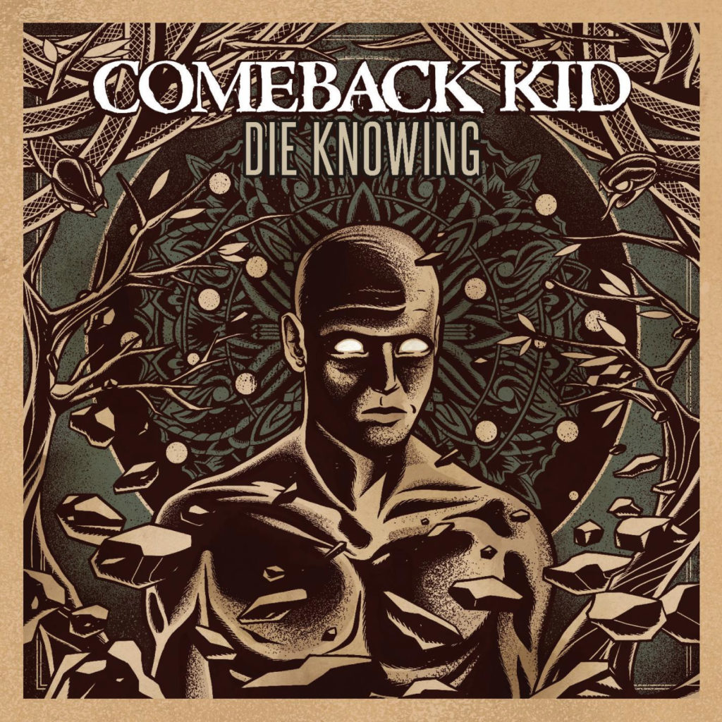 Comeback Kid's 'Die Knowing'
