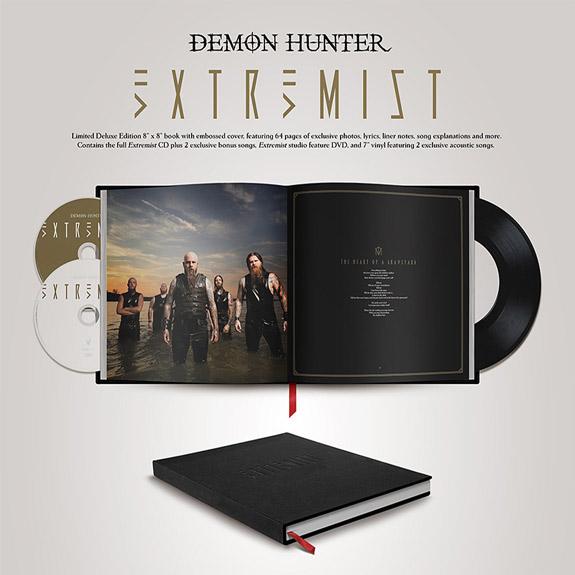 Demon Hunter boxed set