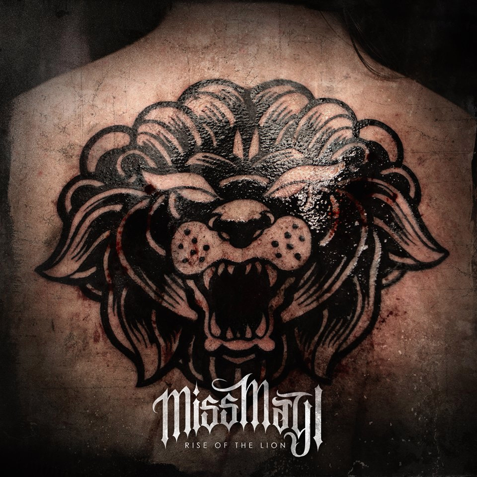 Miss May I's 'Rise of the Lion'