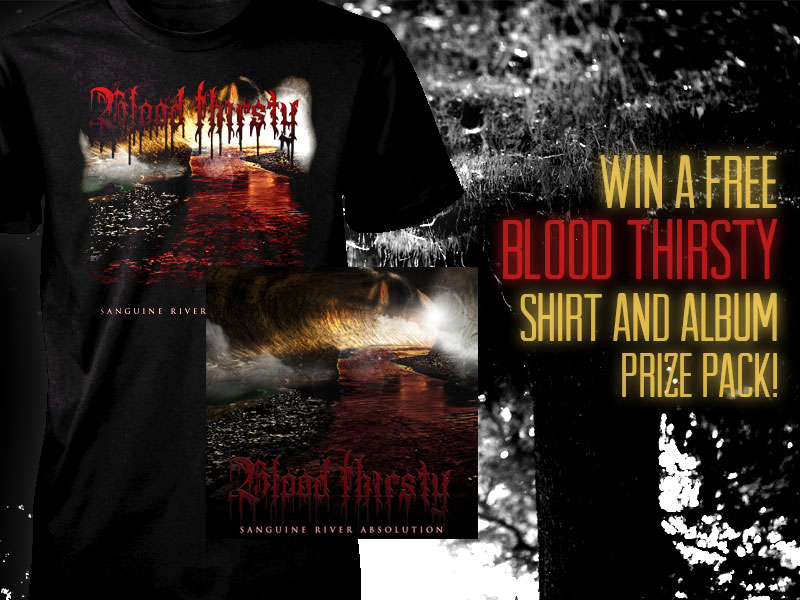 Blood Thirsty Prize Pack