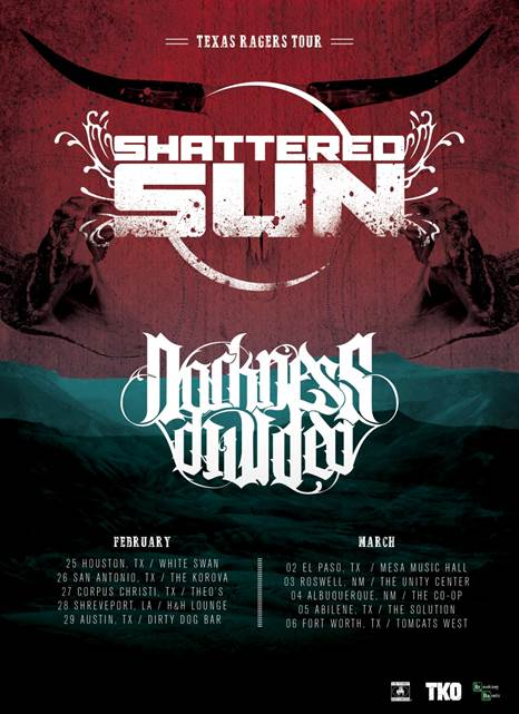 Darkness Divided Tour
