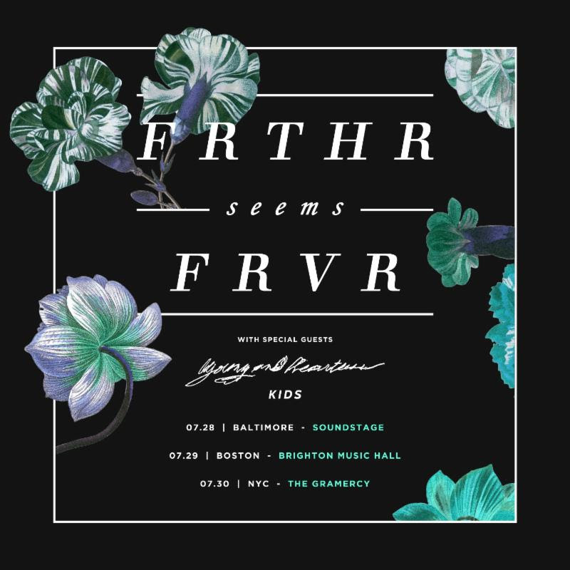 Further Seems Forever Tour