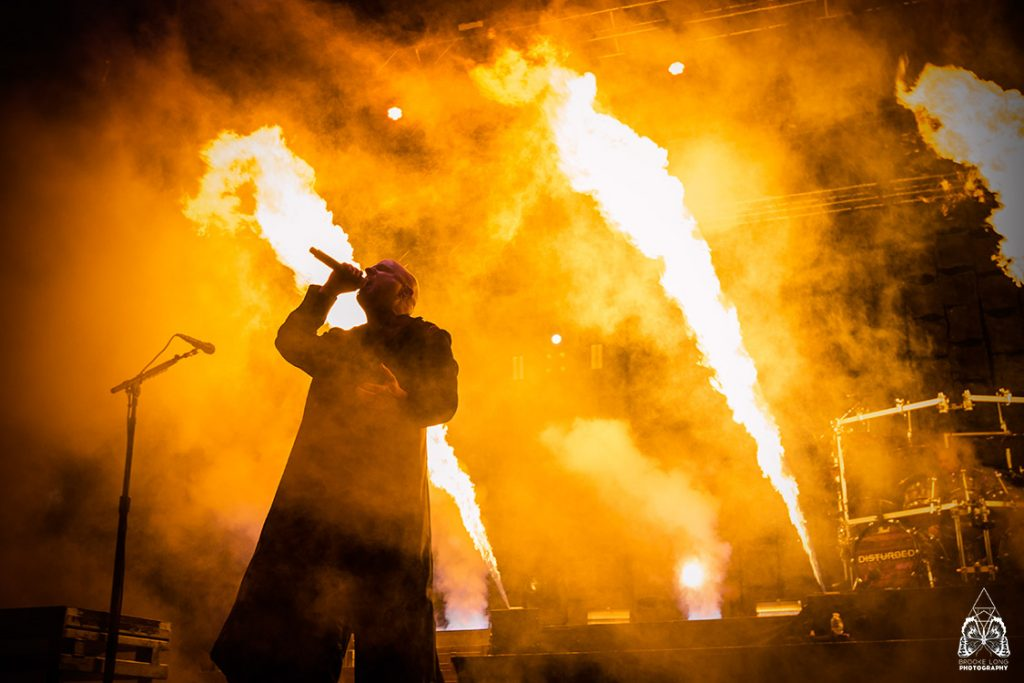 Disturbed Photo by Brooke Long