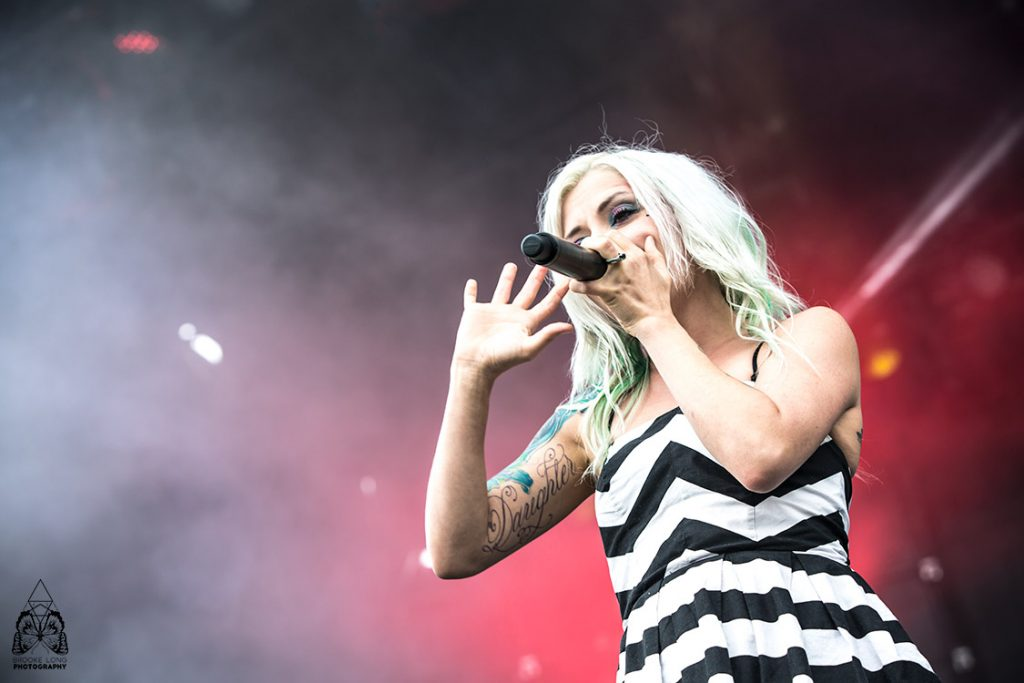 Lacey Sturm Photo by Brooke Long