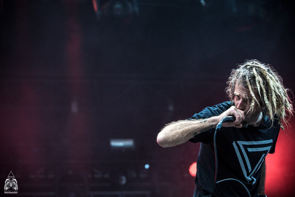Lamb of God Photo by Brooke Long