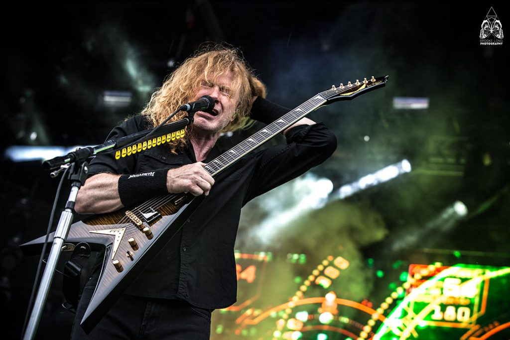 Megadeth Photo by Brooke Long