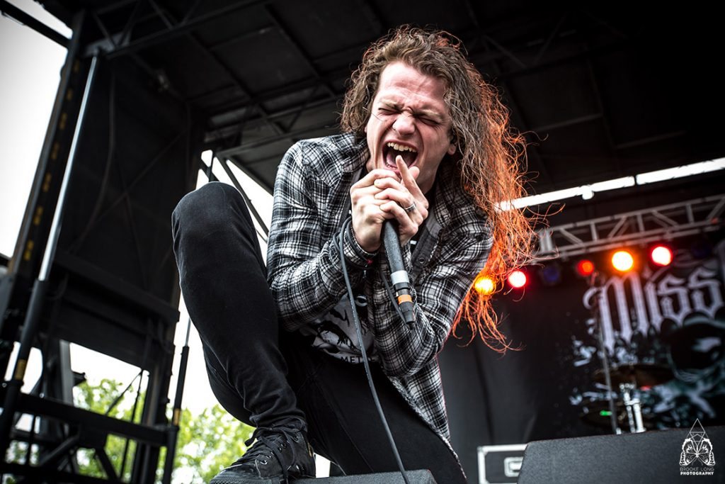 Miss May I Photo by Brooke Long
