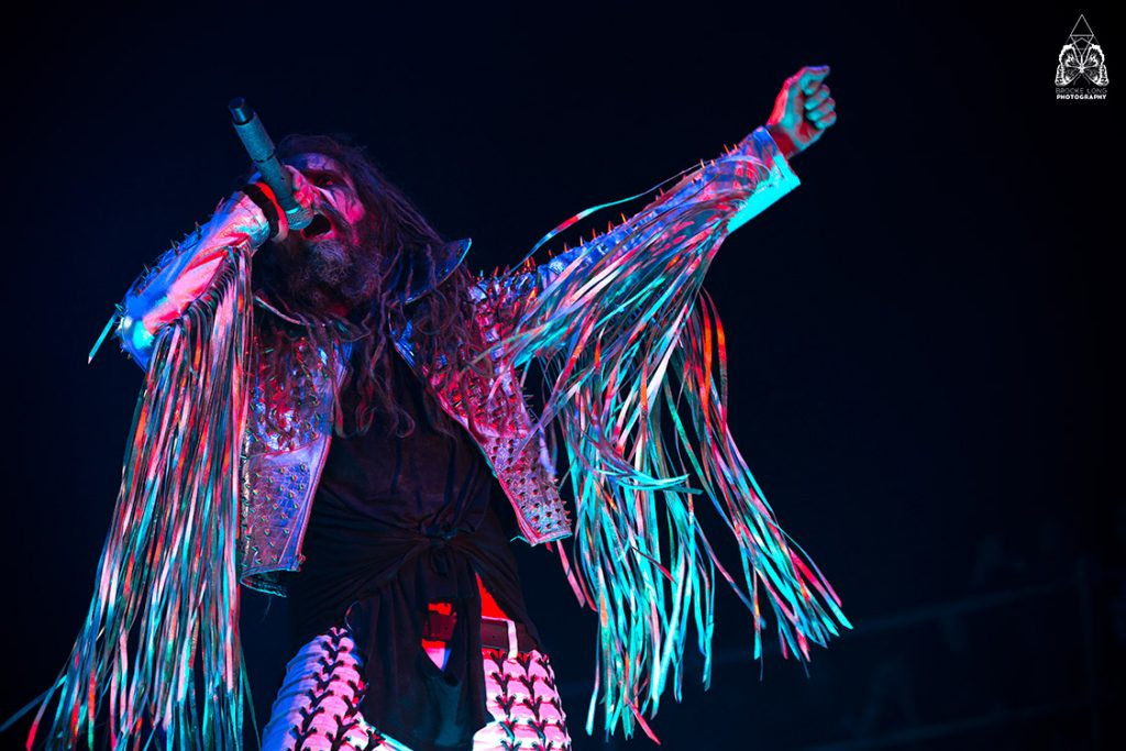 Rob Zombie Photo by Brooke Long