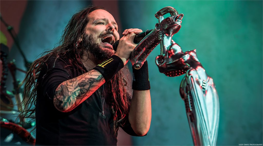 Korn Photo by Lizzy Davis