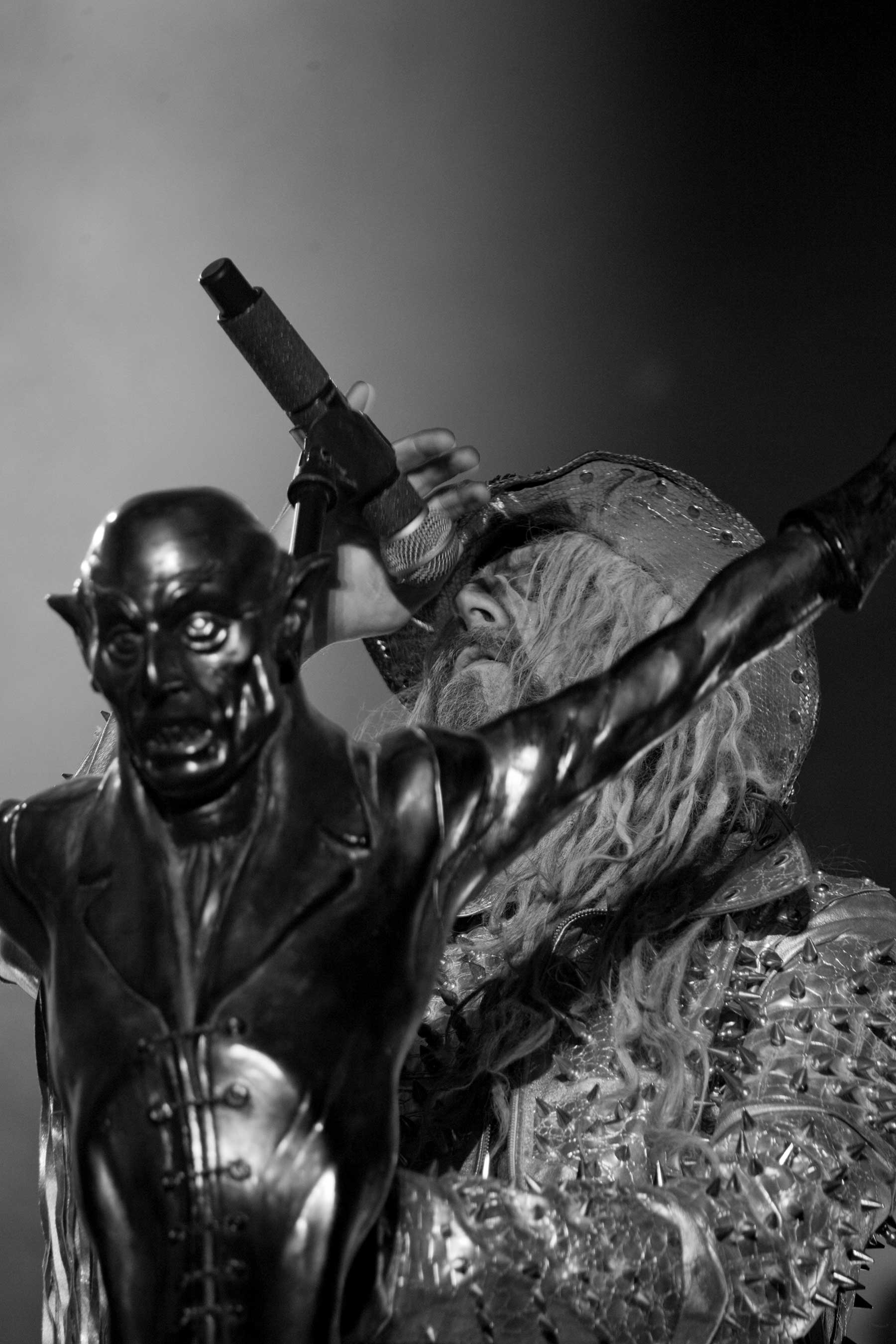 Rob Zombie Photo By Jennifer Pinckney for HM Magazine