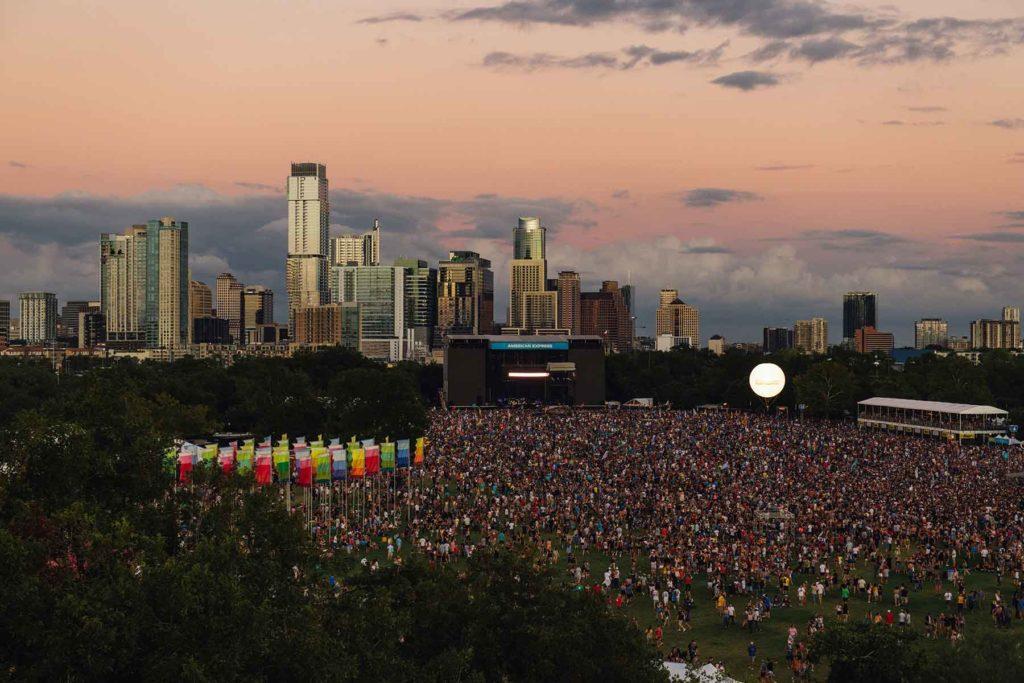 Austin City Limits 2018 Photo By Charles Reagan