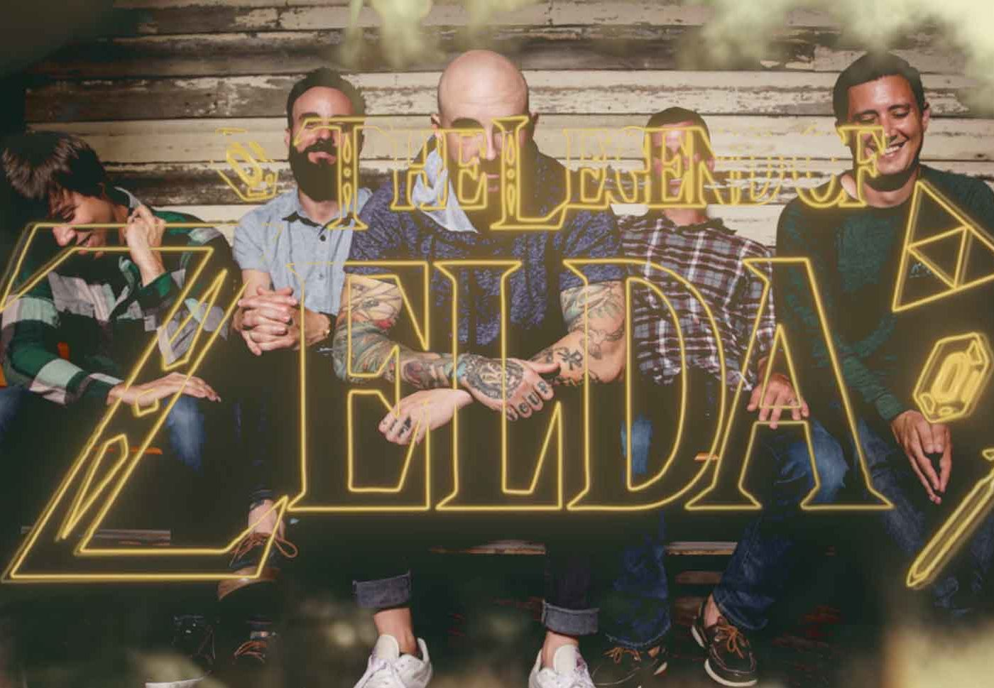 August Burns Red debuts cover of The Legend of Zelda theme