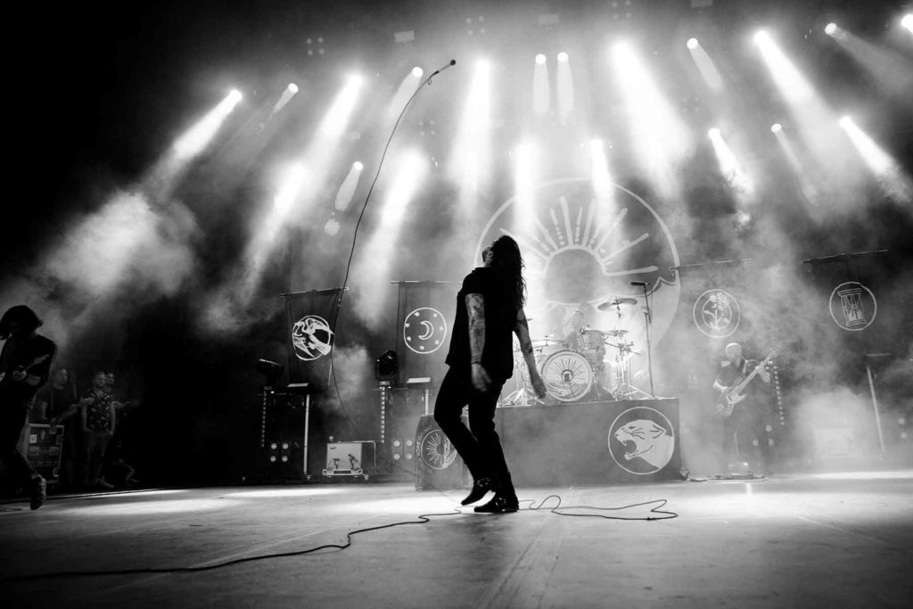 Taking Back Sunday Photo by Natalie Escobedo