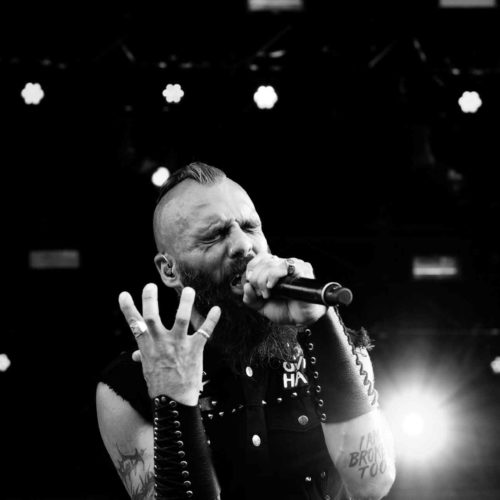 Killswitch Engage Photo by Frankie Perrin for HM Magazine