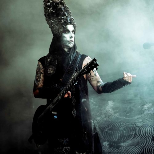 Behemoth Photo by Justin Cherry for HM Magazine