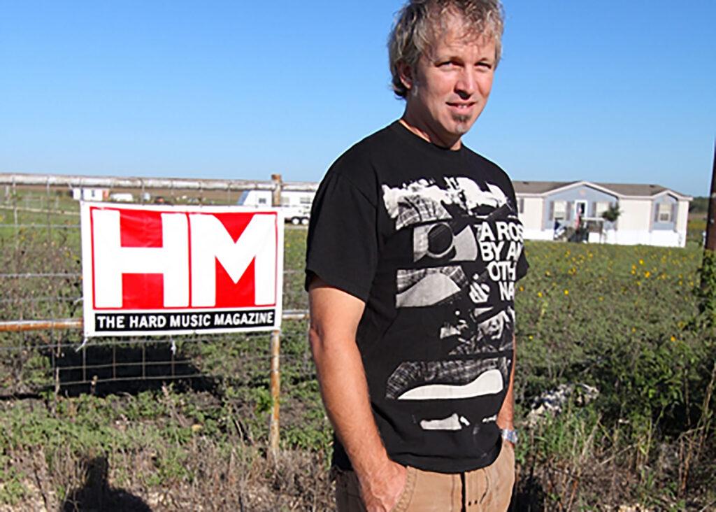 HM Founder Doug Van Pelt in 2010 at the HM Ranch
