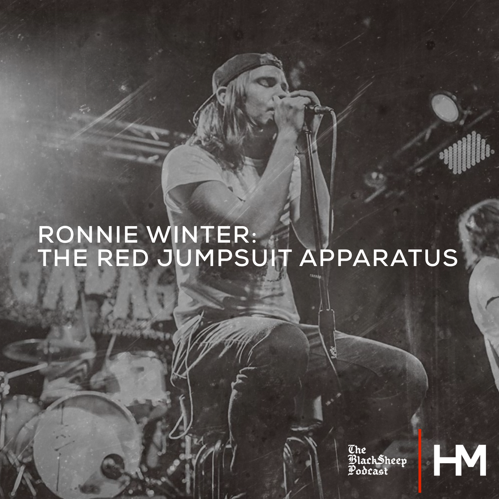 Ronnie Winter - Red Jumpsuit Apparatus