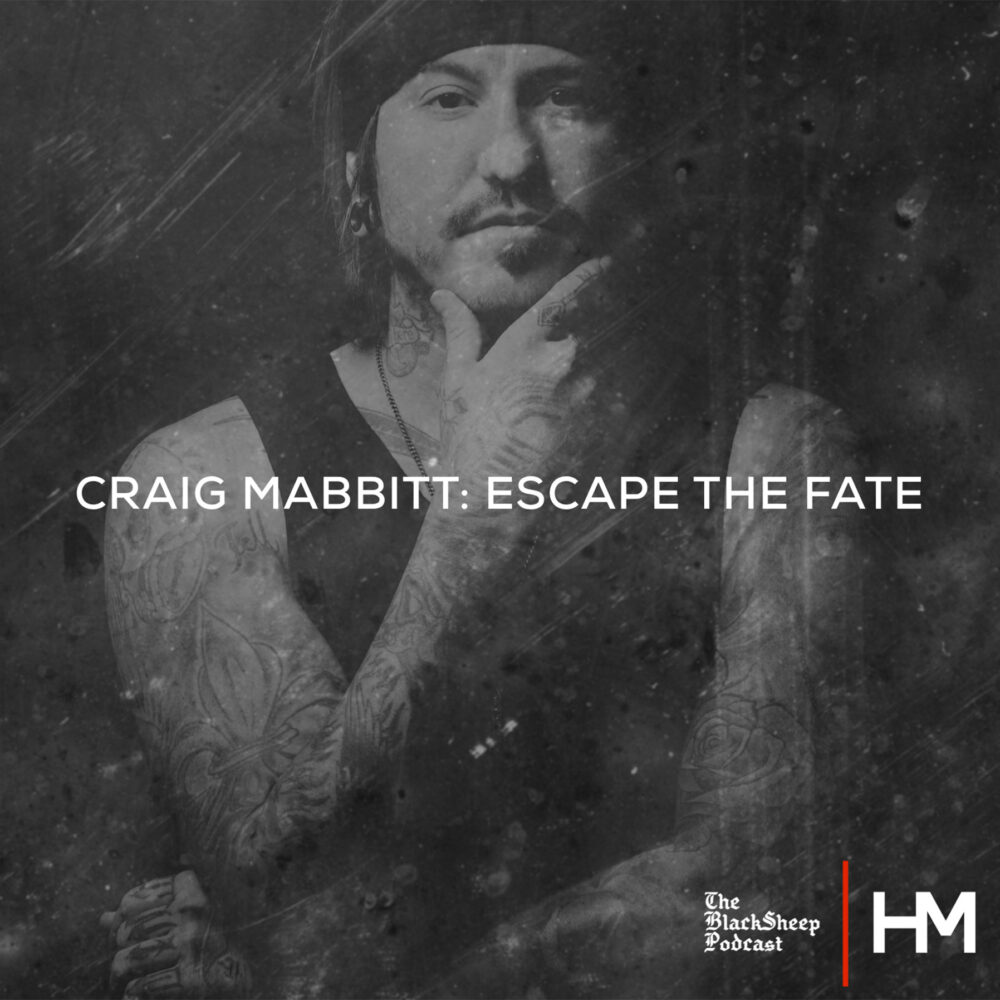Craig Mabbitt - Escape the Fate - BlackSheep