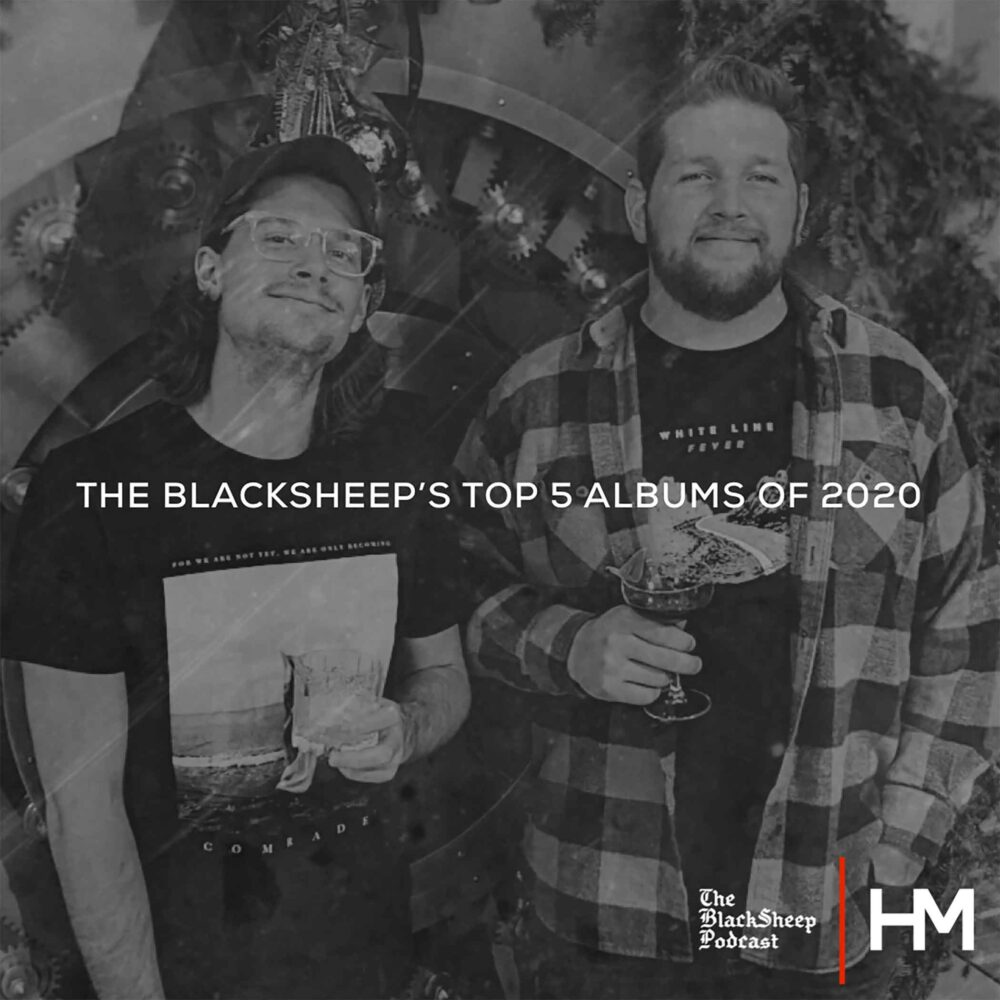 The BlackSheep's Top 5 Albums of 2020