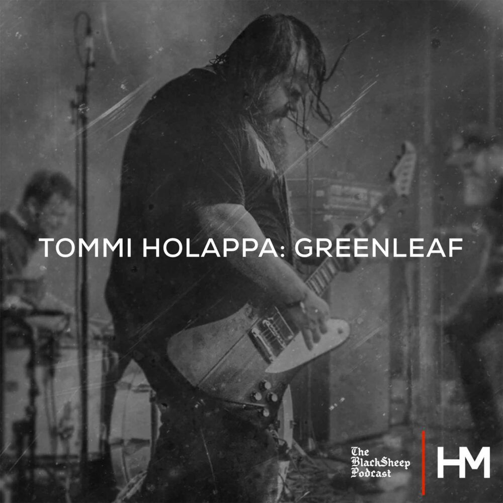 Tommi Holappa - BlackSheep Podcast