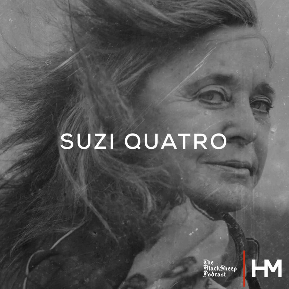 Suzi Quatro - The BlackSheep Podcast