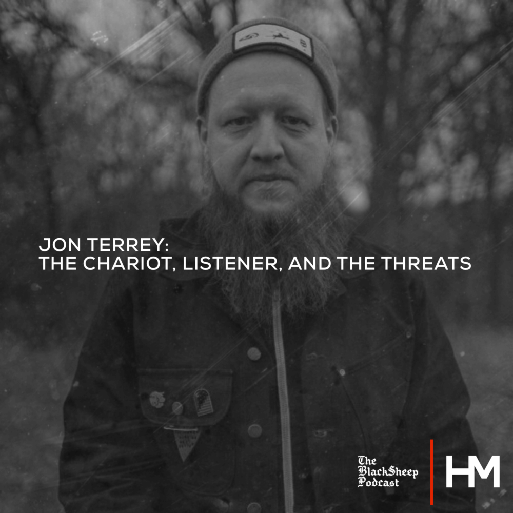 Jon Terrey - BlackSheep